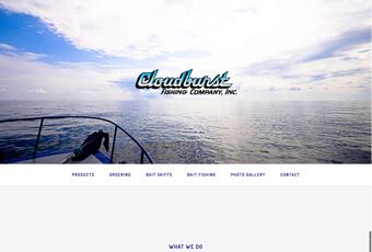 Cloudburst Fishing